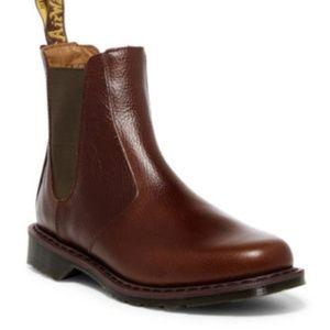 Dr. Martens Victor Chelsea Boot Men's Brown 7 US